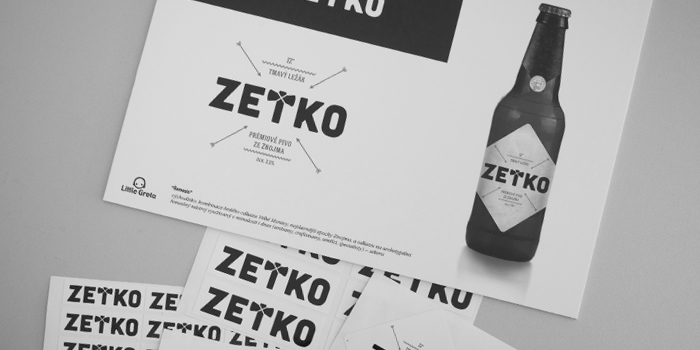 Znojmo Town Brewery — loving microbreweries as much as we do, beer design was one of the most fun projects we could work on