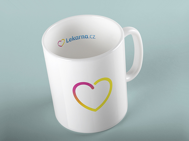 Lékárna.cz — how many meanings can the heart symbol have?