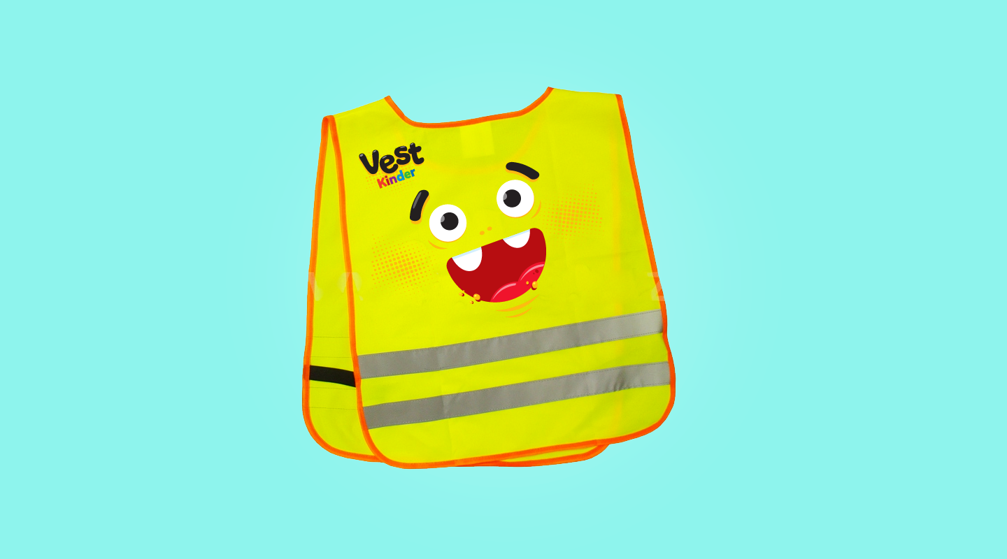 Vest Kids — replacing the famous Bob the Builder brand with a new character: Sylvester