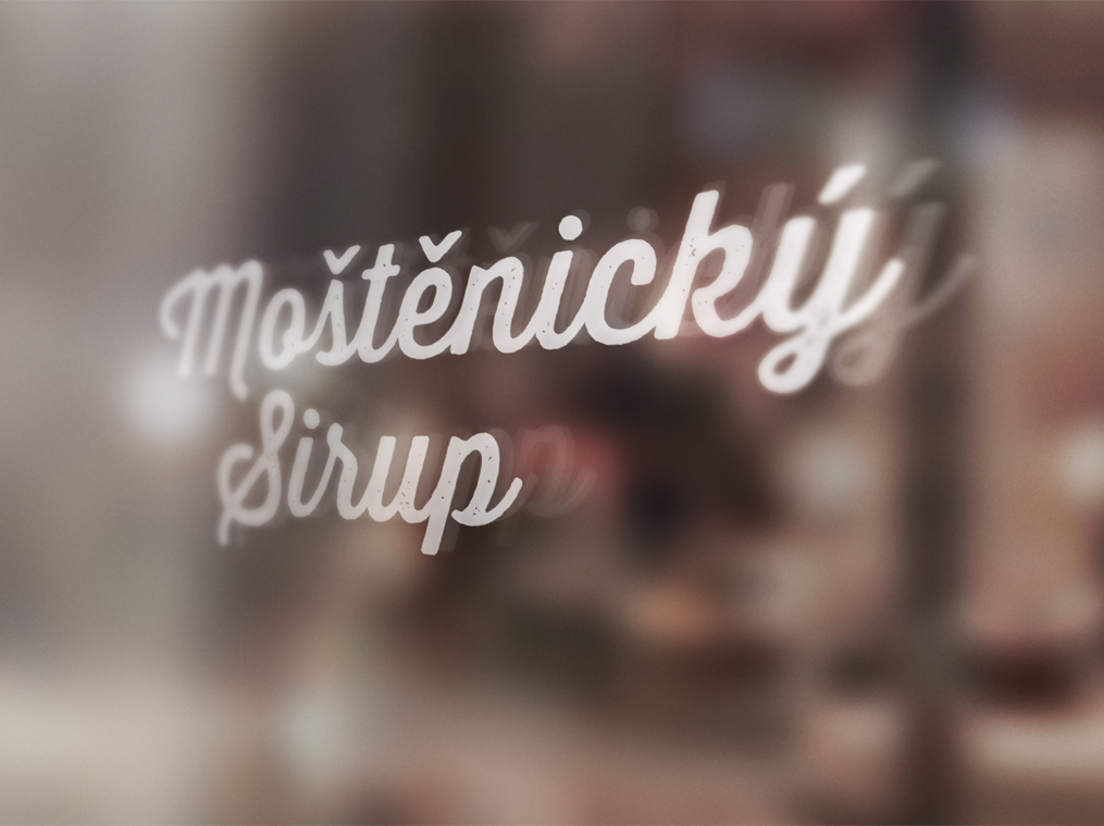 Mostenicky sirup — communication of a new organic syrup with the ambition to go international