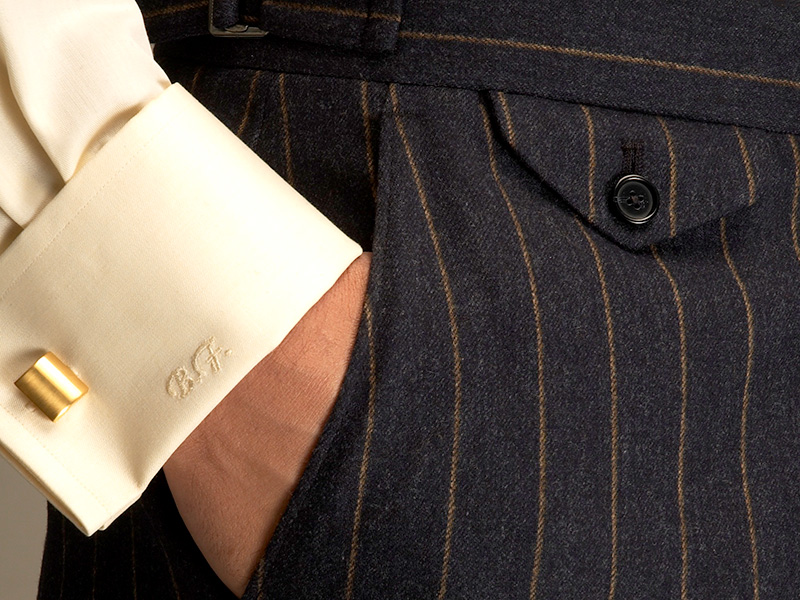 The Measure Agency — one the UK's largest retail specialists of made to measure designer clothing